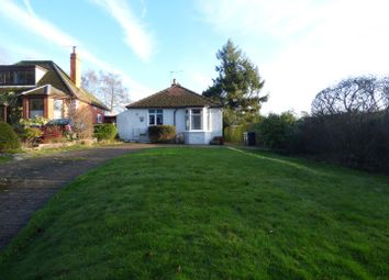Thumbnail 2 bed detached bungalow for sale in Lower Road, River, Dover