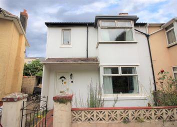 Thumbnail 3 bed end terrace house for sale in Millbrook Park Road, Torquay