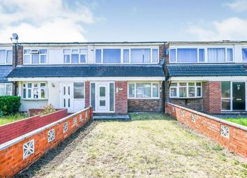 Thumbnail 3 bed terraced house for sale in Rawlins Croft, Birmingham, West Midlands