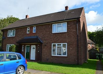 Thumbnail 2 bed semi-detached house to rent in Stokesay Road, Market Drayton
