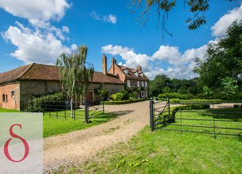 Thumbnail 6 bed detached house to rent in Sacombe Park, Sacombe, Ware