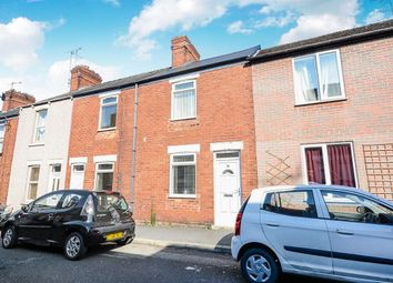 Thumbnail 2 bedroom terraced house to rent in Elton Street, Chesterfield