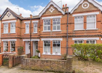 Thumbnail 4 bed terraced house for sale in Gomer Gardens, Teddington
