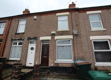 2 bed terraced house for sale in Hollis Road, Coventry CV3