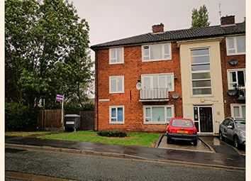 Thumbnail 2 bed flat for sale in Warwick Close, Cheadle Hulme