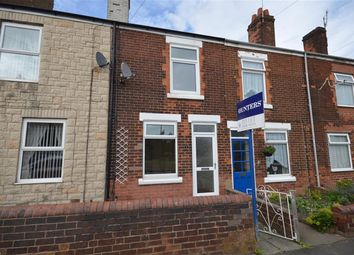 Thumbnail 2 bed terraced house to rent in Ashfield Road, Hasland, Chesterfield