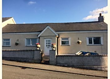 Thumbnail 2 bed semi-detached bungalow for sale in Ednyfed Hill, Amlwch