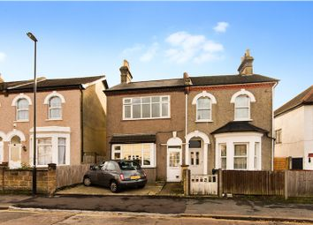 Thumbnail 4 bed semi-detached house for sale in Seneca Road, Thornton Heath