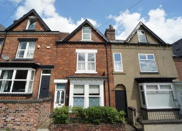 Thumbnail 3 bed end terrace house for sale in Bransby Street, Walkley, Sheffield