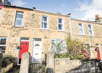 Thumbnail 2 bed terraced house for sale in St Kildas Road, Bath