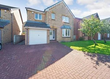 Thumbnail 4 bed detached house for sale in Langlea Drive, Cambuslang, Glasgow, South Lanarkshire