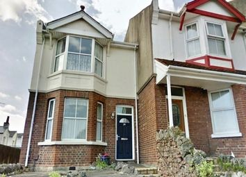 Thumbnail 2 bed end terrace house to rent in St Michaels Road, Paignton