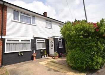 Thumbnail 3 bed terraced house for sale in Clayside, Chigwell
