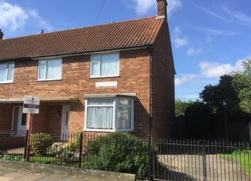Thumbnail 3 bedroom end terrace house for sale in Macaulay Road, Ipswich