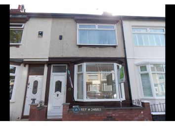 Thumbnail 3 bed terraced house to rent in Ince Avenue, Liverpool