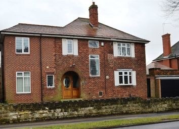 Thumbnail 4 bed detached house for sale in Shepherds Avenue, Worksop, Nottinghamshire