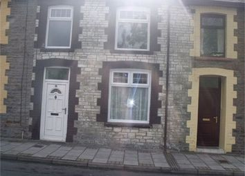 Thumbnail 3 bed terraced house to rent in Middle Terrace, Stanleytown, Ferndale, Rhondda Cynon Taff.