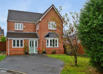 Thumbnail 4 bed detached house for sale in Nab Wood Drive, Chorley