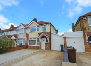 Thumbnail 3 bed semi-detached house for sale in St. Leonards Gardens, Heston, Hounslow