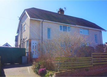 Thumbnail 3 bed semi-detached house for sale in Merivale Road, Llandudno