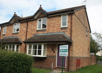 Thumbnail 3 bed semi-detached house for sale in The Signals, Feniton, Honiton