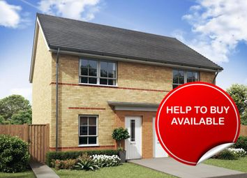 "Thumbnail 2 bedroom end terrace house for sale in ""Kenley"" at Coulson Street, Spennymoor"