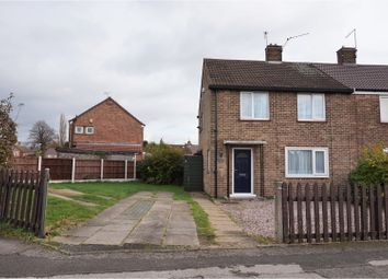 Thumbnail 3 bed semi-detached house for sale in Dale Road, Alvaston, Derby