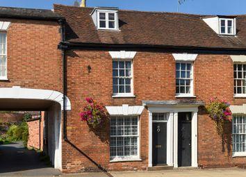 4 bed terraced house for sale in St. Nicholas Church Street, Warwick CV34