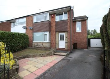 Thumbnail 4 bed semi-detached house for sale in Greatfield Road, Ossett