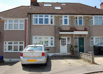 Thumbnail 4 bed terraced house for sale in Willow Close, Buckhurst Hill