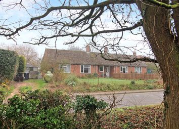 Thumbnail 2 bed semi-detached bungalow for sale in Church Close, Arminghall, Norwich, Norfolk