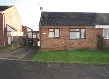 Thumbnail 2 bedroom semi-detached bungalow for sale in College Drive, Heacham, King's Lynn