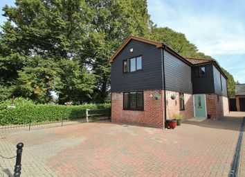 Thumbnail 4 bed detached house for sale in Norton, Bury St Edmunds, Suffolk