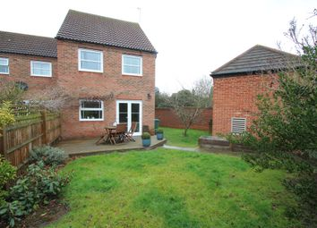 Thumbnail 3 bed semi-detached house for sale in Cavendish Way, Fairford Leys, Aylesbury
