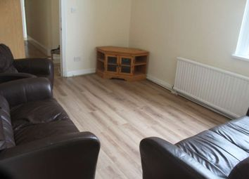 Thumbnail 4 bed terraced house to rent in Monthermer Road, Roath, Cardiff