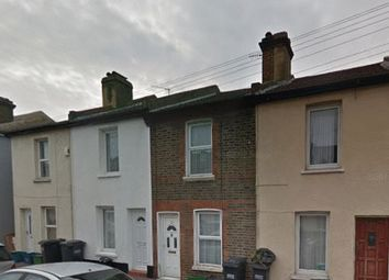 Thumbnail 2 bed terraced house to rent in Oakwood Road, Croydon