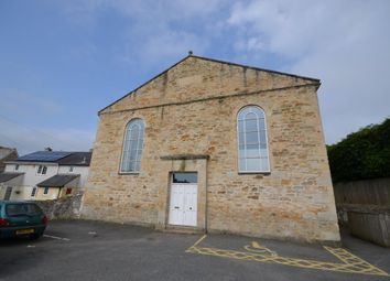 Thumbnail 2 bed flat for sale in Station Road, Chacewater, Truro