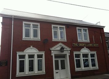 Thumbnail 1 bedroom flat to rent in Oddfellows, 200 Bridgend Road, Maesteg