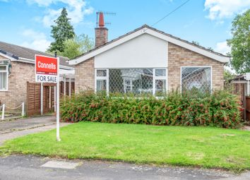 Thumbnail 2 bed detached bungalow for sale in Walkers Road, Stratford-Upon-Avon