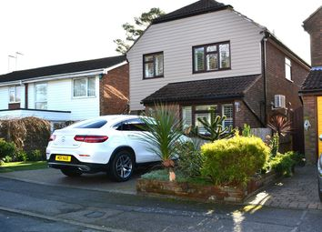 Thumbnail 5 bed detached house for sale in Bearwood Close, Potters Bar