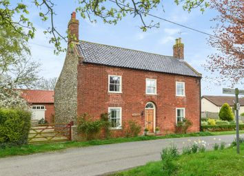 Thumbnail 5 bed detached house for sale in Thursford Road, Great Snoring, Fakenham