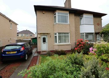 Thumbnail 2 bed semi-detached house for sale in Maxwell Ave, Garrowhill
