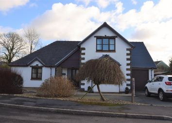 Thumbnail 3 bed detached house for sale in Parkway Close, Crundale, Haverfordwest