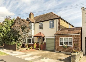 Thumbnail 5 bed property for sale in Derwent Road, Whitton, Twickenham
