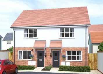 Thumbnail 2 bed end terrace house for sale in Plot 45, Constable, Cavanna Homes
