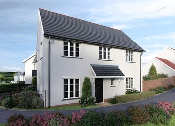 Thumbnail 3 bedroom end terrace house for sale in Lucombe Park, Uffculme, Cullompton