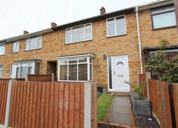 Thumbnail 3 bed terraced house for sale in Friary Crescent, Rushall, Walsall