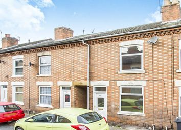 Thumbnail 3 bed terraced house to rent in Russell Street, Loughborough