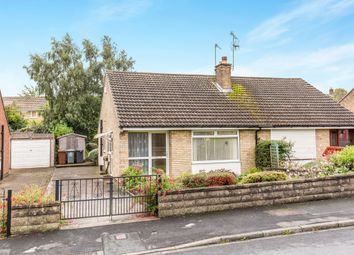 Thumbnail 2 bed semi-detached bungalow for sale in Highwood Avenue, Moortown, Leeds