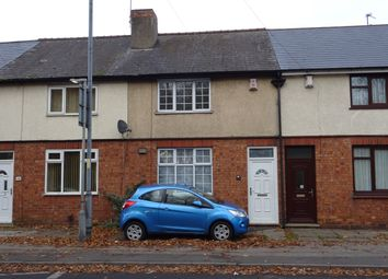 Thumbnail 2 bed property to rent in Wolverhampton Street, Darlaston, West Midlands